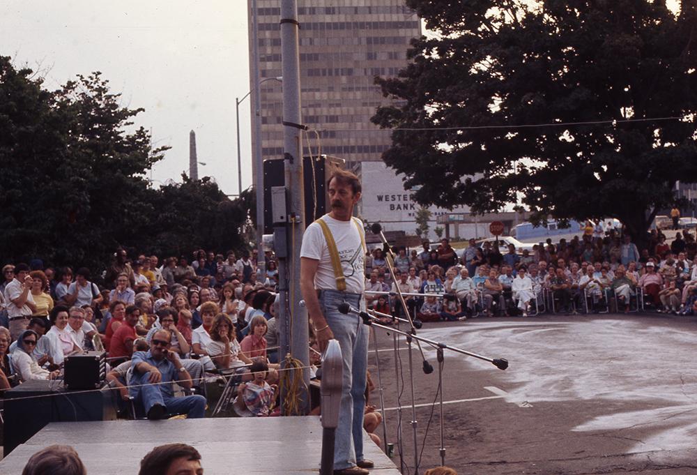 Joe Bly 1977