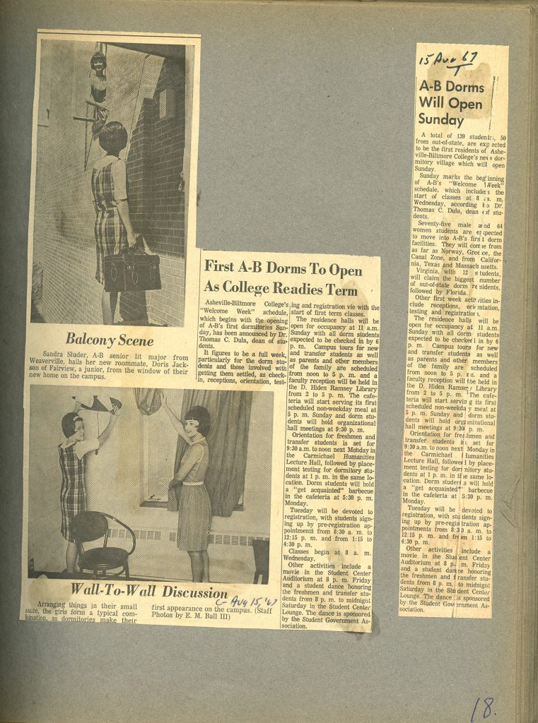 Press clippings, 1967
