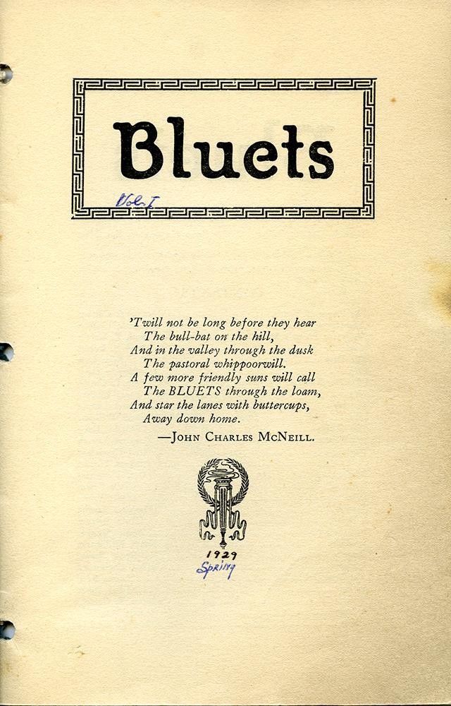 1929 flyleaf